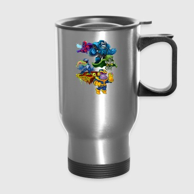 Marvel Villains - Travel Mug