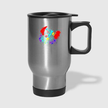 Clown bandits call - Travel Mug