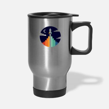 Up Up - Travel Mug