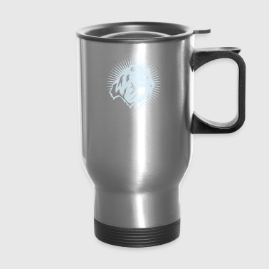 Dramatic Chipmunk - Travel Mug