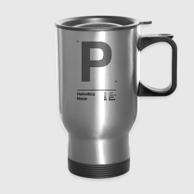 P Strips - Travel Mug