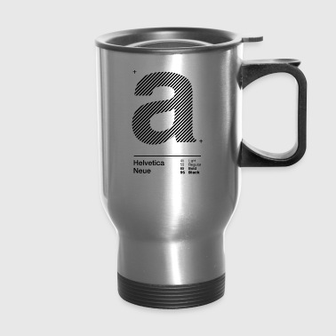 a Strips - Travel Mug