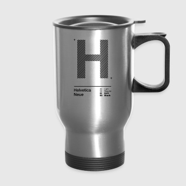 H Strips - Travel Mug