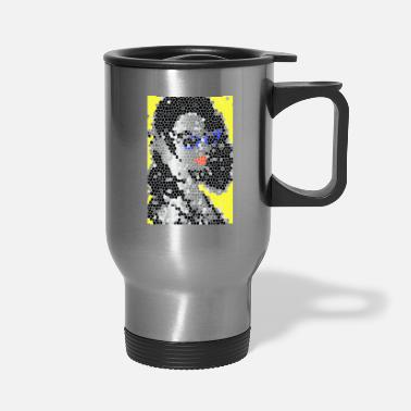 Modern girl - Travel Mug