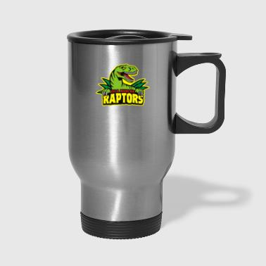 Mascot Raptors Mascot - Travel Mug