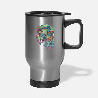 Crook Crooked Couch - Travel Mug