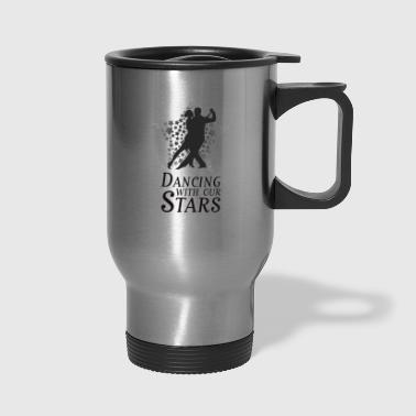 swayze movie star - Travel Mug