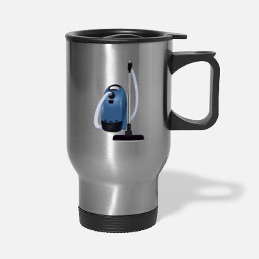 Cleaner vacuum cleaner - Travel Mug