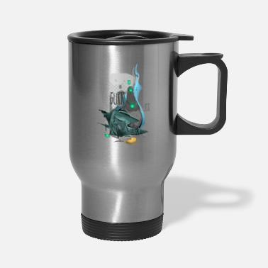 Urban Urban Pigeon - Travel Mug