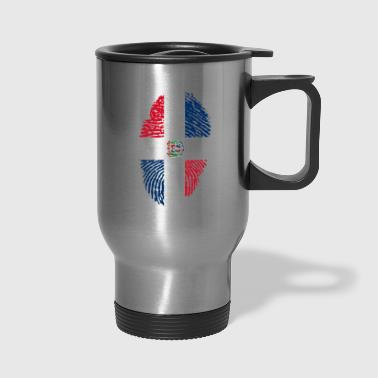 dominican republic - Travel Mug