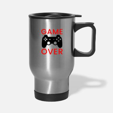 Gamer Console Game Over Gamer Console - Travel Mug