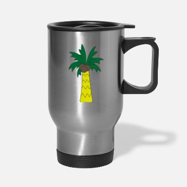 Palm Trees Palm tree - Travel Mug