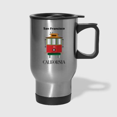 San Francisco - Travel Mug