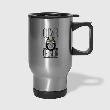 Clever Creatur - Travel Mug