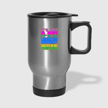A LIBERATION MOVEMENT - Travel Mug