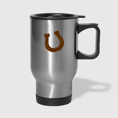 Horseshoe - Travel Mug