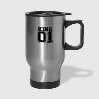 KING - Travel Mug