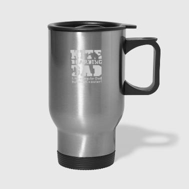 Kiteboarding Dad - Travel Mug