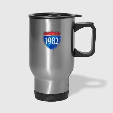 Since 1982 - Travel Mug