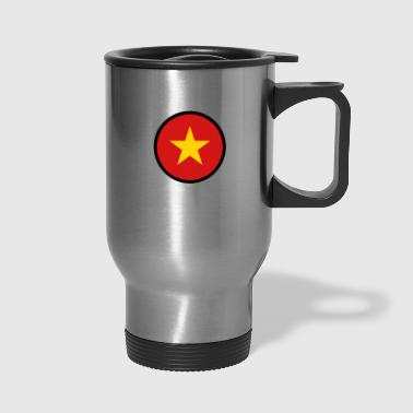 Under The Sign Of Vietnam - Travel Mug
