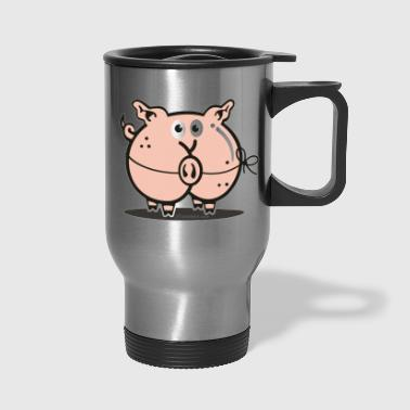 Assmex sow - Travel Mug