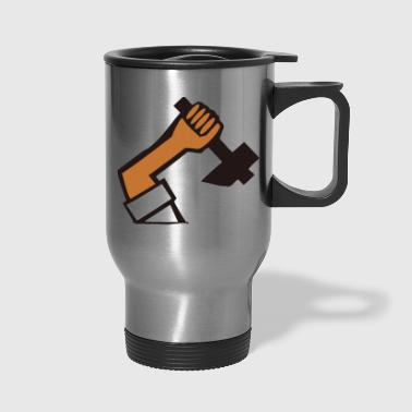 hammer - Travel Mug
