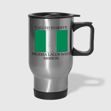 Nigeria Lagos West LDS Mission Called to Serve - Travel Mug