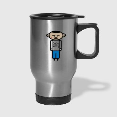 Grimm Assassin9 Lil man Gaming - Travel Mug