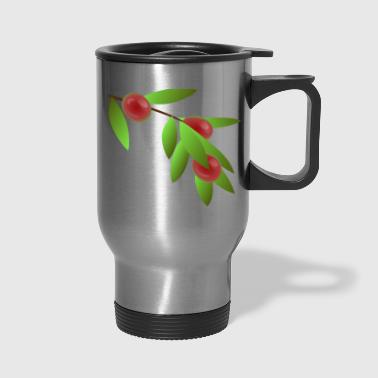 coffee beans - Travel Mug
