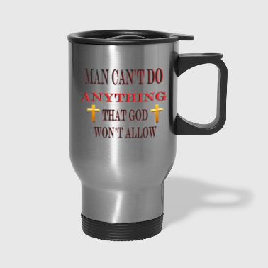 INSPIRATIONAL Word Art - Travel Mug