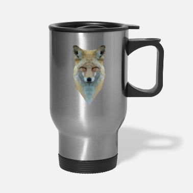 Zen Zen Fox - Travel Mug