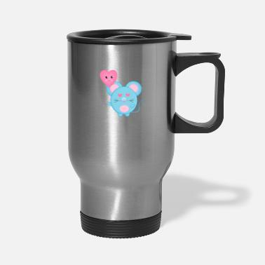 Anime Baloon animal - Travel Mug