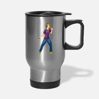 Guys guy - Travel Mug