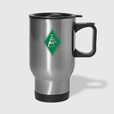 Grimm Musicians Of Bremen - Travel Mug