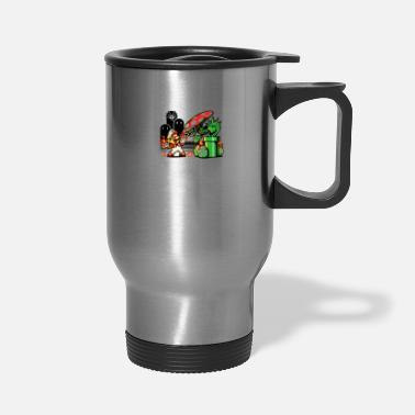 Game Over Game Over Man Game Over - Travel Mug