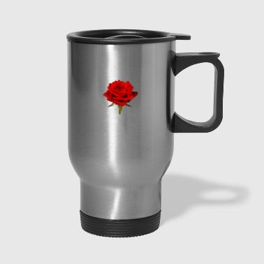 A Rose is a Rose - Travel Mug