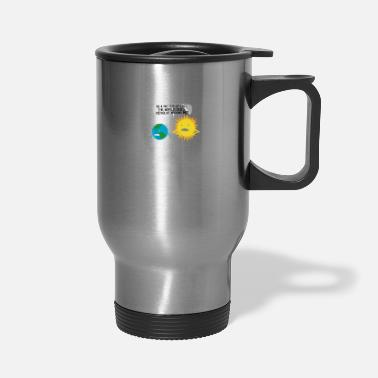 Revolver World Revolves - Travel Mug