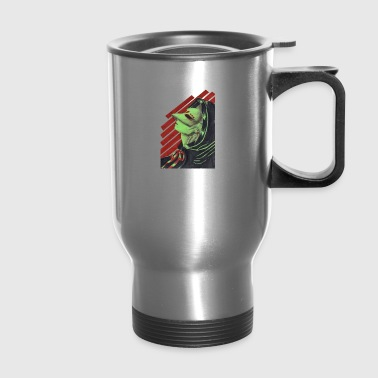 Mystery Villain - Travel Mug