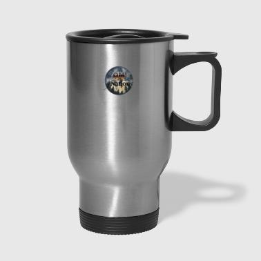 the nation - Travel Mug