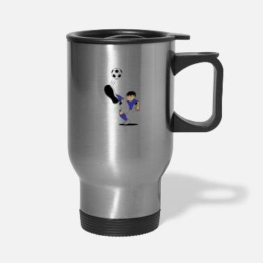 Kicker Cool kicker - Travel Mug