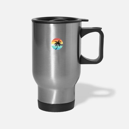 Italy Mugs & Drinkware - Italy - Travel Mug silver