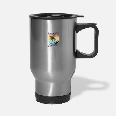 South America Paraguay - Travel Mug
