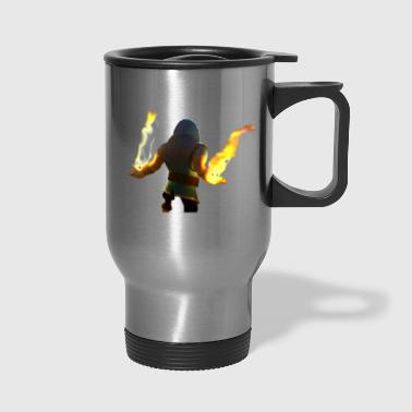 Clash wizard - Travel Mug