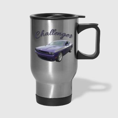 PURPLE CHALLENGER - Travel Mug