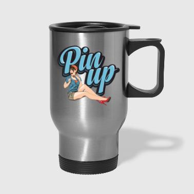Wink at - Travel Mug