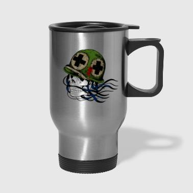 soldier - Travel Mug