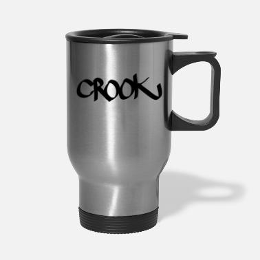 Crook crook - Travel Mug