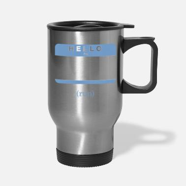 Tag Tag - Travel Mug