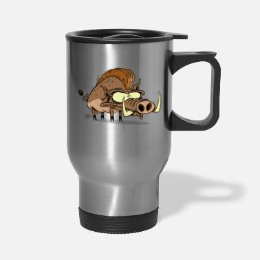 Hog Hog - Travel Mug