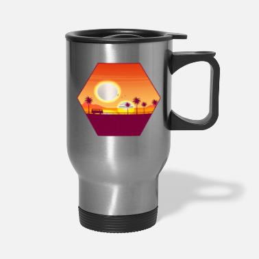 Nemesis Sunset - Travel Mug